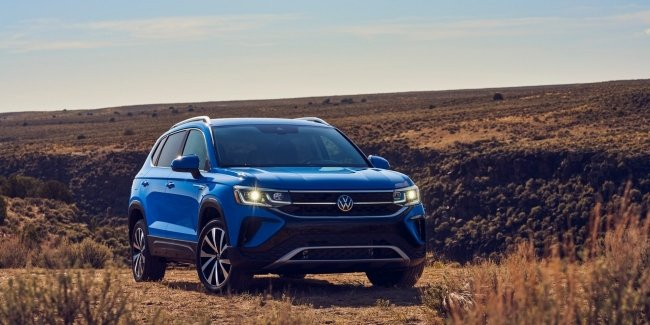 Volkswagen stopped sales of all-wheel drive Taos after customer complaints