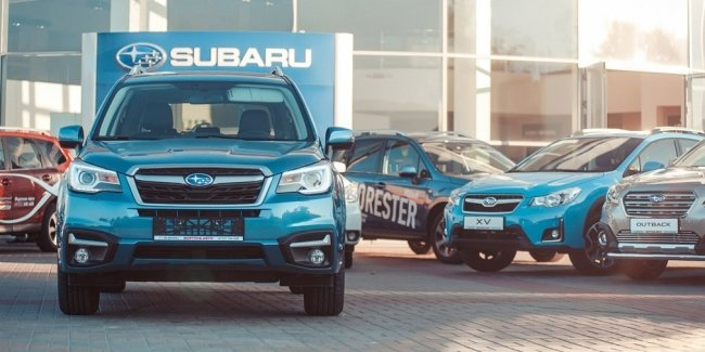 Subaru will send more than 160 thousand of its cars to the service