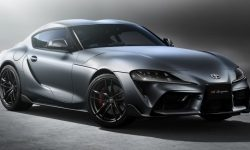 Toyota will play in the lottery the right to buy Supra