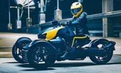 New Tricycle Can-Am Ryker 900 Sport