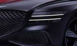 Ahead of the debut: teaser of the new Genesis G80 Sport
