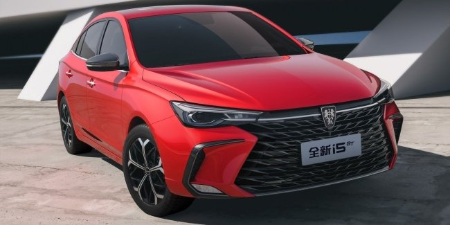 """Roewe i5 GT will stand out for its """"sporty"""" décor"""