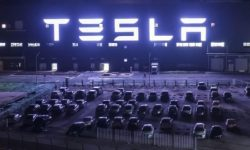 Tesla's sales in China fell sharply