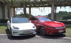 BYD denies the possibility of cooperation with Tesla