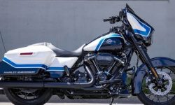 New Harley-Davidson Street Glide Special Arctic Blast Limited Edition