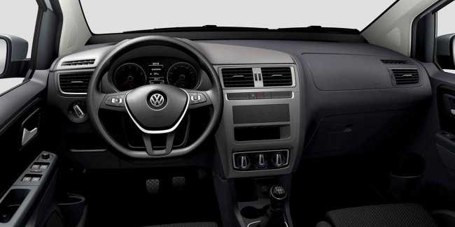 """This is a real """"tambourine"""": VW began to sell cars without media systems"""