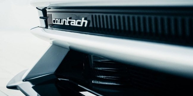 The Return of Countach: the first teaser of the novelty