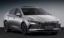 Hybrid sedan BYD F5 will be engaged in the revival of the F-series