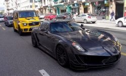 """Owners of vip-cars need to pay """"luxury tax"""""""