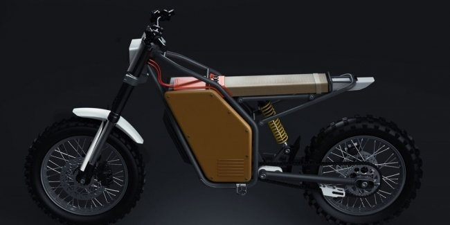 Electric motorcycle OFR-M1