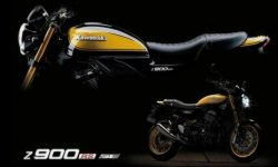 Kawasaki unveiled the Z900RS SE for Europe