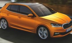 The new Skoda Fabia can cover more than 900 km on one tank