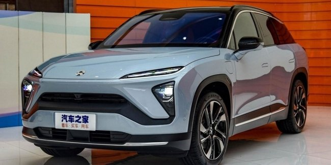 The Chinese company Nio thought about the release of budget electric cars