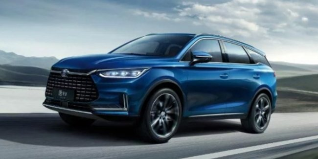 BYD electric crossovers entered the Norwegian automotive market