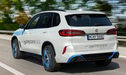 BMW told when it will be possible to ride on the hydrogen X5