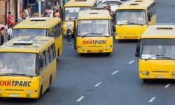 To replace all minibuses of Kiev on buses need 15 billion hryvnia, – Deputy head of the KSCA