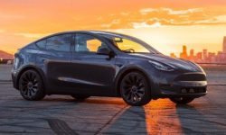 Tesla plans to release the Model Y electric crossover with an increased power reserve