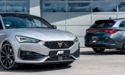 ABT Studio has come up with a set for the pair Cupra Leon