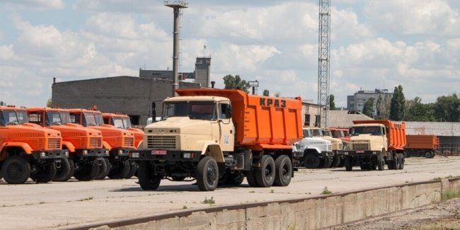 KrAZ launches production of electric vehicles