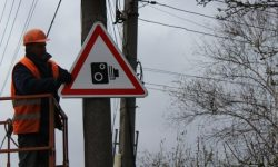 In Kherson will soon appear cameras automatic video recording of violations