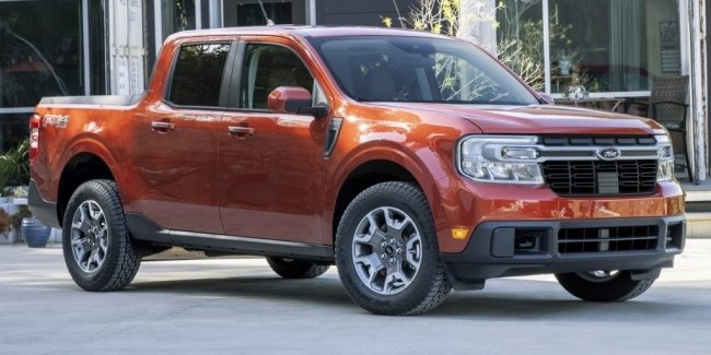 Ford revealed the number of pre-orders of the Ford Maverick pickup for three months