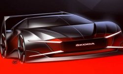 The newest sports car Skoda appeared in the first images