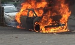 Account open: the first Volkswagen ID.3 burned after charging (Video)