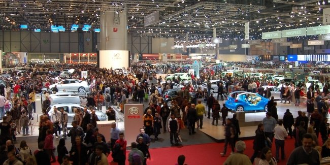 Geneva Motor Show can move to another country