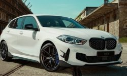 """Are there """"Mommy Racers""""? BMW has a """"street racer"""" version of the """"Unit"""""""