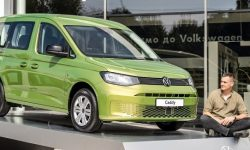 The new VW Caddy: to know the unknown!