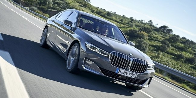 """""""Seven"""" BMW will be electric next year"""