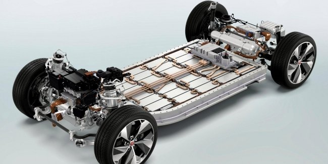 Created a battery of record capacity for electric vehicles