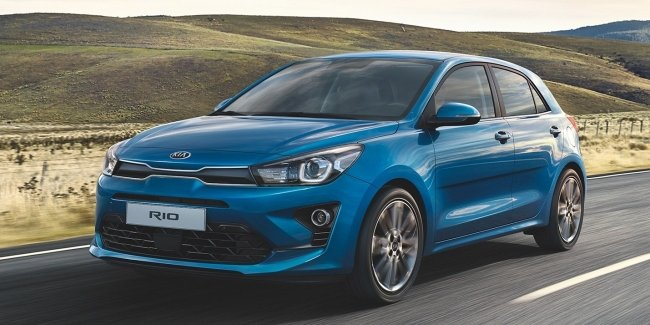 KIA Rio became a victim of crossovers
