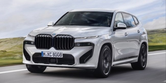 BMW is preparing for the serial production of the X8 crossover