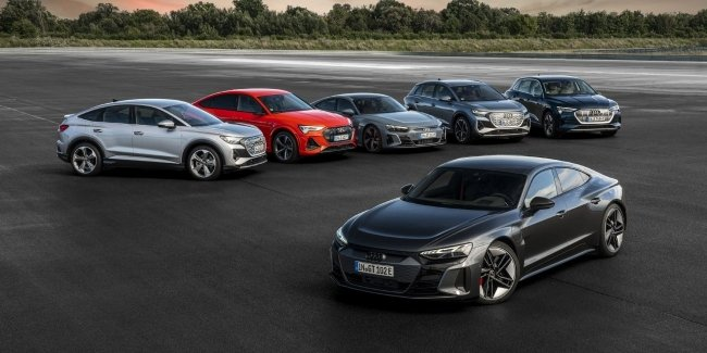 In case anyone forgot: Audi will complete the production of cars with internal combustion engines