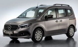 The new Mercedes Citan turned into a smart-apartment