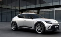 More photos of the new Genesis GV60