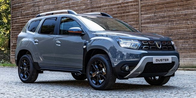 Updated Duster has become even more extreme
