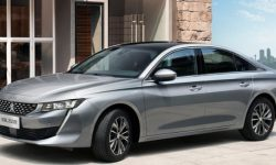 Peugeot has updated the model 508