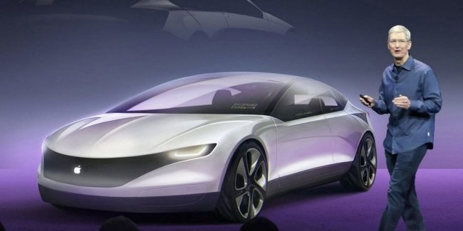 Too self-confident: Apple has calculated sales of its iCar