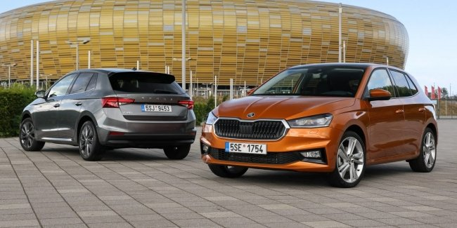 Skoda revealed the cost of the new Fabia