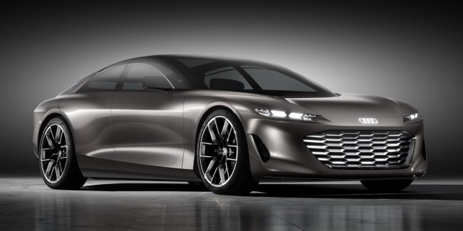 Audi introduced another electric concept