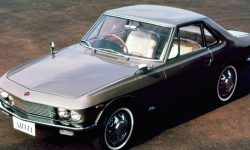 New – well forgotten old: Nissan Silvia 1964 returned in the form of an electric car