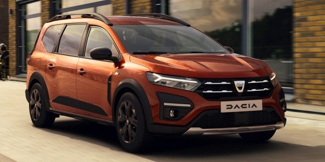 Crossover minivan: what did Dacia introduce?