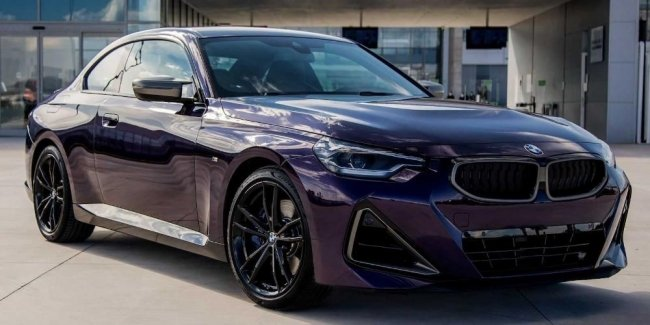 """The first """"live"""" BMW 2 Series"""