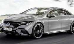Should Tesla be afraid? Mercedes introduced the new EQE