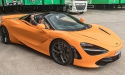 How to get a new McLaren for £25