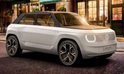 VW showed a new electric car ID. Life