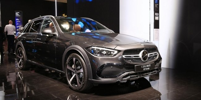 Introduced off-road C-Class All-Terrain