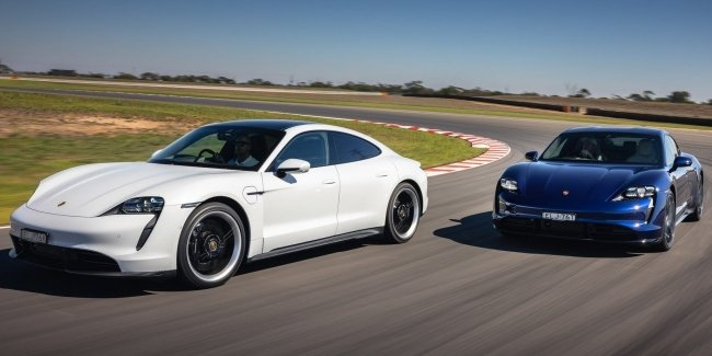 Porsche does not have time to sell the Taycan